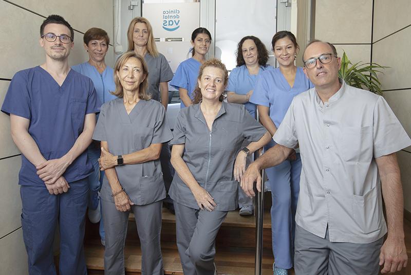 equipo-clinica-dental-vas-barcelona